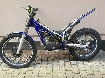sherco st 300 Trial