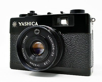 【EXC+++++】 Yashica Electro 35 MC 35mm Rangefinder Film Camera from Japan * F/S *