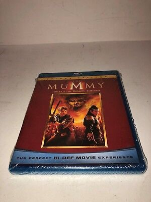 The Mummy: Tomb of the Dragon Emperor (DVD, 2008) FREE SHIPPING
