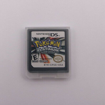 New Pokemon Platinum/Pearl/Diamond Game Card For Nintendo 3DS NDSI NDS NDSL Lite