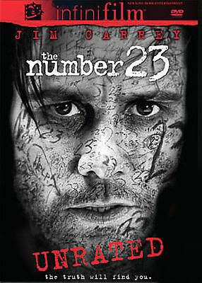 The Number 23 (Unrated Infinifilm Edition) DVD, Lynn Collins, Rhona Mitra, Danny