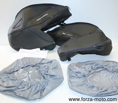 Ducati Performance Front tank bags Black Hypermotard 796 1100 96776308B