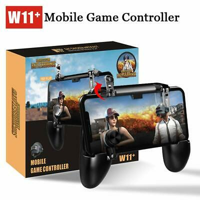 W11+ Mobile Phone Game Remote Controller Joystick Gamepad for PUBG Android IOS