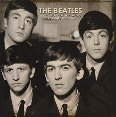 The Beatles-Rock `n` Roll Music - Live & Rare 1962 - 1966 Cd Nuovo