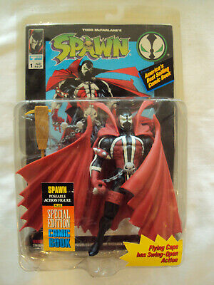 Spawn Series 1 Original Action Figure Set New FS McFarlane Toys 1994