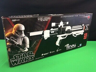 GENUINE NEW Nerf - Nerf Rival Star Wars Stormtrooper Blaster  ***READ***
