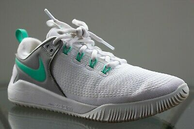 Nike Zoom Hyperace 2 Women S Volleyball Shoes White Menta Aa0286 103