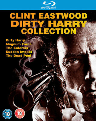 Dirty Harry Collection Blu-ray (2009) Clint Eastwood