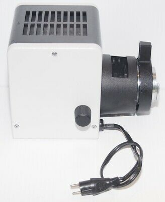 Leitz/Leica 514 686 Lamp House 103z 12V 100W for Diaplan/Aristoplan Microscope