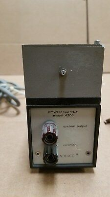 Endevco 2614C Amplifier with 4206 Power Supply