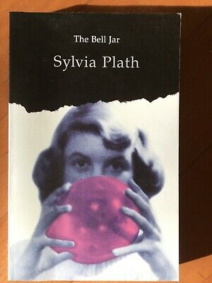 The Bell Jar by Sylvia Plath (UK edition, Faber & Faber, Paperback)