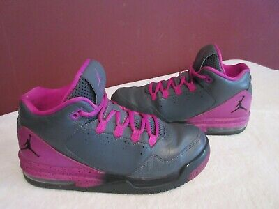 sale retailer 51691 b0263 Air Jordan Flight Origin 2 (718075 066) Basketball Sneakers Girls Size 6Y