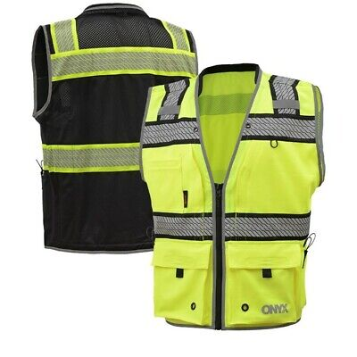GSS Safety vest Multiple pockets