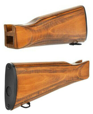 Outdoor Sports LCT Real Wood AKSMU Handguard for AK Airsoft