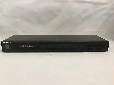 Technics - ST-Z780 - Quartz Synthesizer - AM/FM Stereo Tuner - Vintage -