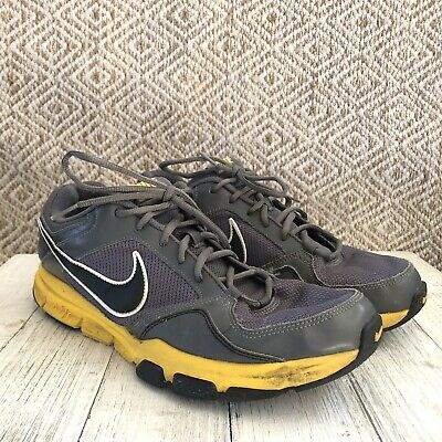 402076994137 NIKE AIRFLEX TRAINER II Gray Men s Size 12 Athletic Shoes -  24.00 ...