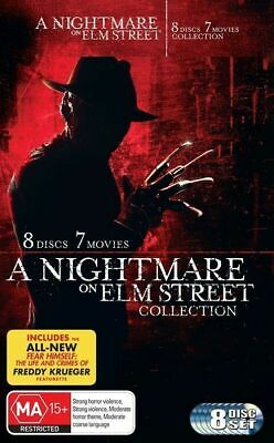 Nightmare On Elm Street - Collection (DVD,)