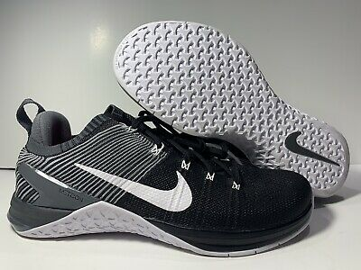 official photos 0793f a1730 Nike Metcon Dsx Flyknit 2 Training Shoes Black Men s 924423-010 Size 14 Us