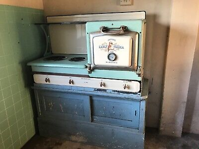 Metters Early Kooka Electric Oven and Cooktop No 203