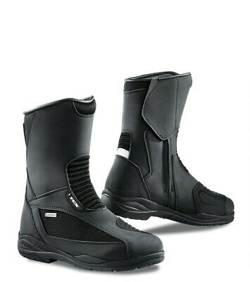 Protective Gear 9 TCX Explorer EVO GORE-TEX Black Motorcycle Boot 7123G 43