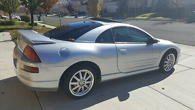 2001 Mitsubishi Eclipse GT 2001 Mitsubishi Eclipse GT V6 5 Sp. Leather!