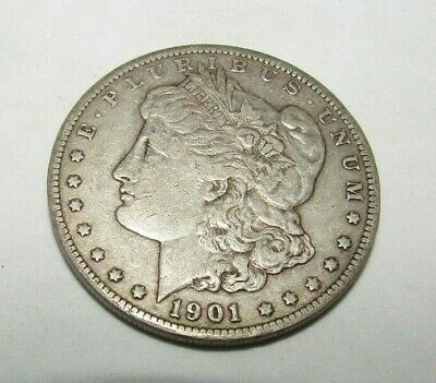 One (1)1921 P Morgan Silver Dollar*90% Silver* Coin is in Excellent Shape