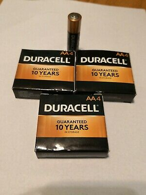 24 PCs Duracell battery AA4 6x