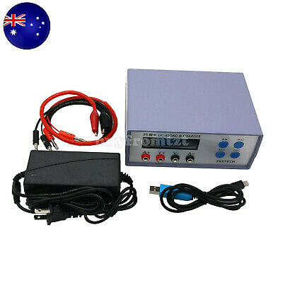 EBC-A05+ Electronic Load Battery Tester Battery Testing Power 5V Output AU SHIP