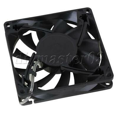 USB Cooler Cooling Fan 5V DC Brushless CPU PC Computer Case 80x80x15 mm