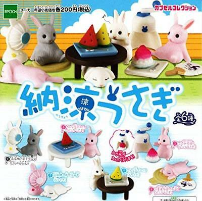 6 Set Full Figure Mascot Gachapon Mini Capsule Toys Epoch Spicy I Am Pepper !