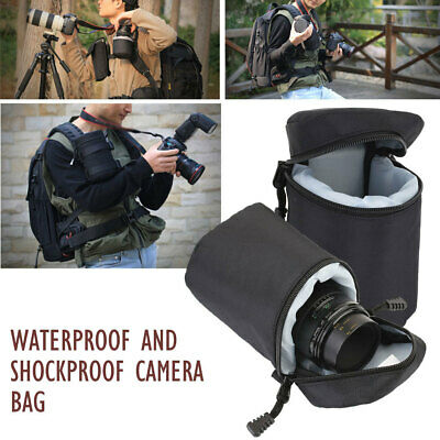 F73A Universal Pouch Carrying Bags Hiking Shockproof Nylon Waterproof Outdoor