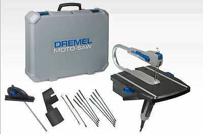 Bosch Dremel Moto-Saw MS20-01 Saw Kit Wookwork Tool Variable Speed I_g