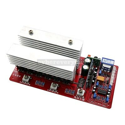 24V 3000W Pure Sine Wave Inverter Driver Mainboard with MOS Pipe