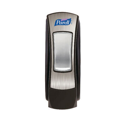 Purell ADX-12 Dispenser 1200ml Chrome/Black 8828-06