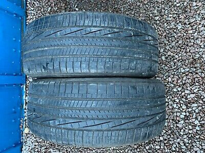 2x Tyres 245/45/19 All  Goodyear Eagle  RS -ZA 98V