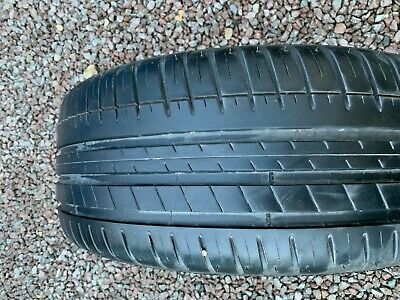 Part Worn Tyres 1x 225/40/18 Summer  Michelin Pilot Sport 3 92W