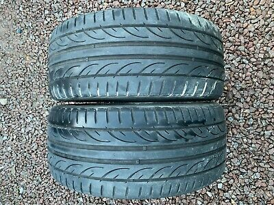 Part Worn Tyres 2x 235/35/19 Summer Hankook Ventus V12 Evo 2 91Y EL