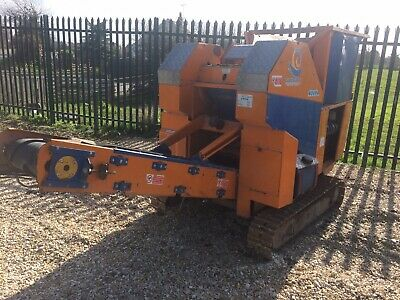 Concrete Crusher Hire- Self drive hire - selby