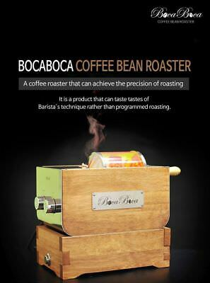 BOCABOCA 250 & 500 Coffee Bean Roaster / Roasting Machine with Cooler