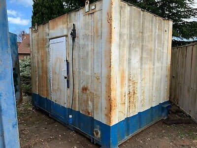 Steel Storage Container 3.8 x 2.4