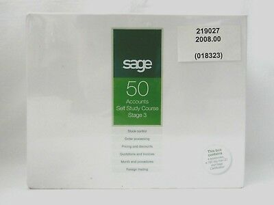 Sage 50 Accounts Self Study Course Stage 3 (2008)