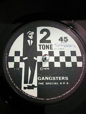 """The Special A.K.A. Vs. The Selecter  Vinyl 7"""" Early Pressing TT2 1979"""