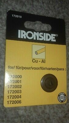 Ironside 172010 Spare Wheel For Pipe Cutter
