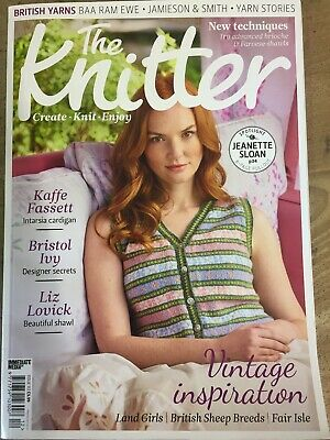 The Knitter Issue 112 *back Issue*
