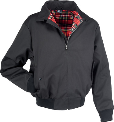 Brandit Lord Canterbury Harrington Jacke - schwarz - England Jacke London Jacket