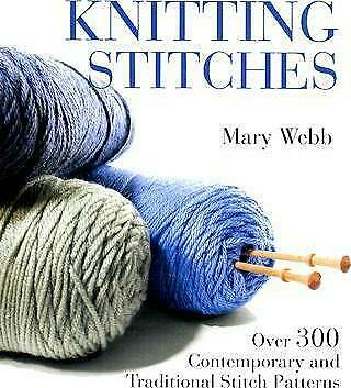 Breiboek Engels talig Knitting Stitches