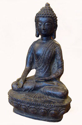 Buddha aus Bronze, China