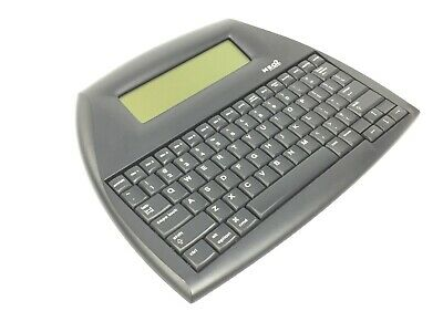 Alphasmart Neo2 Word Processor with Full Size Keyboard Calculator USB cable