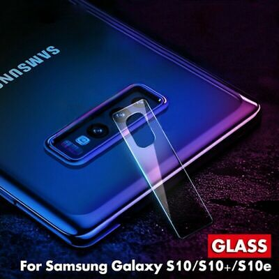 For Samsung Galaxy S10 Plus S10e Camera Lens Screen Protector Tempered Glass