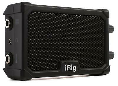 IK Multimedia iRig Nano Amp Mobile Micro Guitar Am